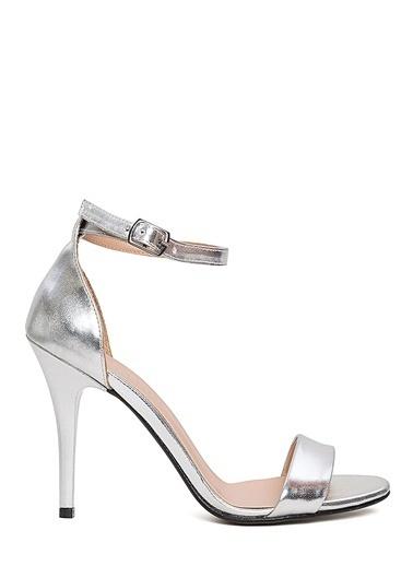 Sole Sisters Sandalet Gümüş